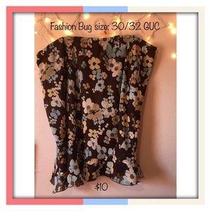 Flowered skirt 30/32